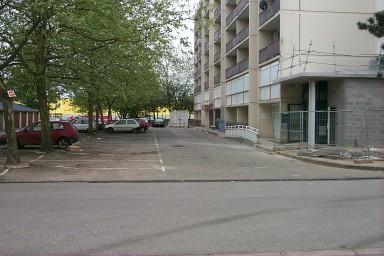 Evreux la madeleine r habilitation du parking le sequo a - Piscine la madeleine evreux ...